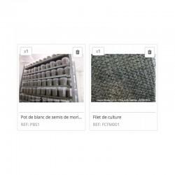 Kit « Jardin 10m2 + Filets »